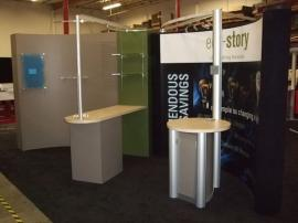 Euro LT Custom Modular 10' x 20' Display -- Image 1