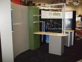 Euro LT Custom Modular 10' x 20' Display -- Image 2