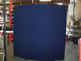 5 ft. and 8 ft Quadro S Pop Up Frames -- Straight and Curve -- Image 3