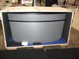 Custom Fully-assembled Counter with Locking Storage --Image 3