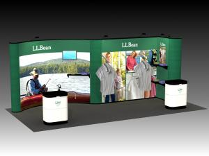 QD-226 Tradeshow Pop Up Display -- Image 1