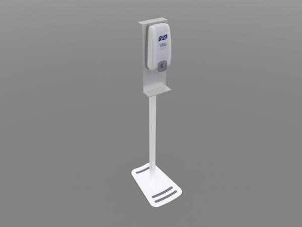 MOD-9001 Hand Sanitizer Stand  -- Image 1