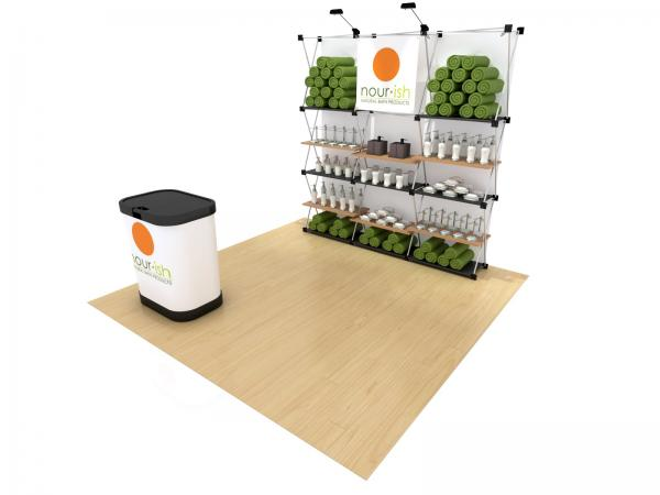 RE-1066 Trade Show Pop Up Display -- Image 3