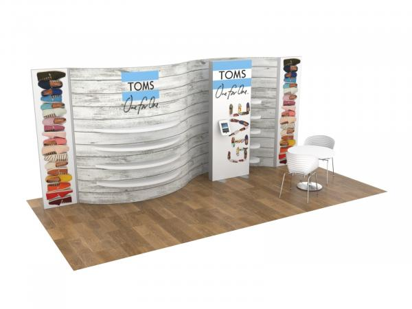 RENTAL | RE-2112 Sustainable Tradeshow Inline Display -- Image 3