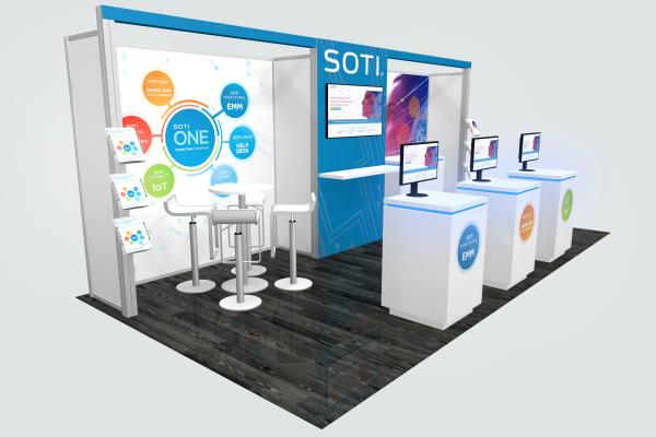 RE-2101 Rental Trade Show Exhibit -- Image 2
