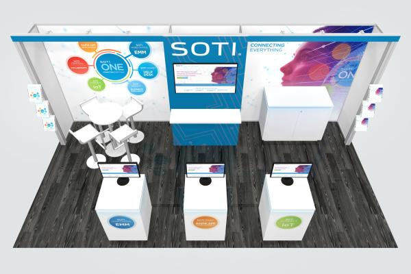 RE-2101 Rental Trade Show Exhibit -- Image 3