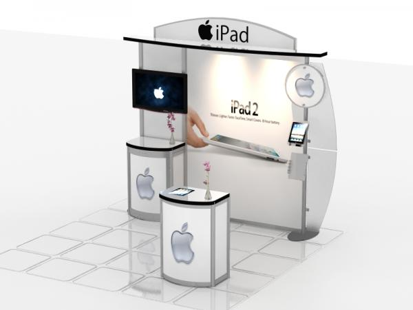 RE-1017 / iPad Trade Show Exhibit -- Image 3