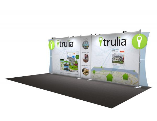 VK-2108 Portable Hybrid Trade Show Exhibit -- Image 2