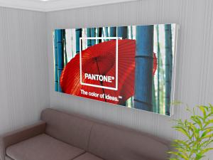 Wall-Mounted Lightbox