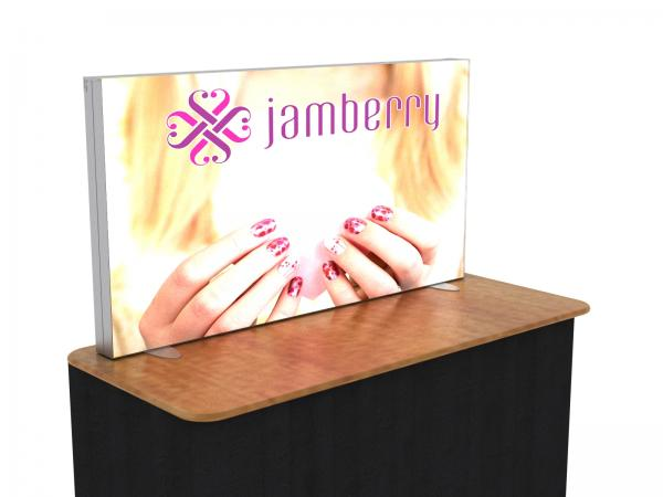 VK-0003 Backlit Trade Show Table Top -- Image 2