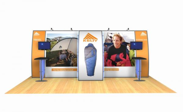 VK-2045 Trade Show Exhibit -- Image 3